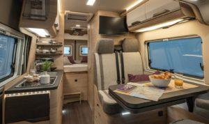 Дом на колёсах для отдыха и путешествий с семьёй.