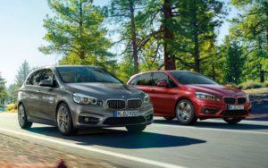 BMW 2 Active Tourer – первый семейный автомобиль BMW