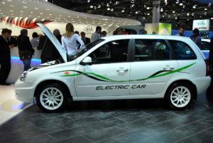 Выставили на продажу отечественный электромобиль El Lada
