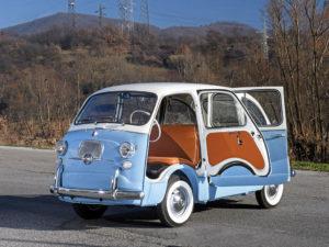 Fiat 600 Multipla – самый первый минивэн