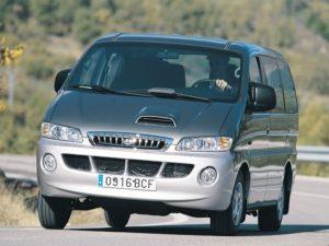 Hyundai Starex – легендарный минивэн от Hyundai