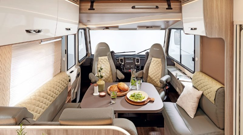 Идеальный автомобиль для путешествия