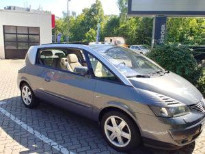 Renault Avantime – минивэн-купе. Единственный в своём роде.