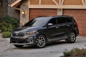 Hyundai и Kia электрифицируют Tucson, Santa Fe, Sorento в 2020 году
