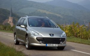 Peugeot 307 Wagon – городской помощник для небольшой семьи.