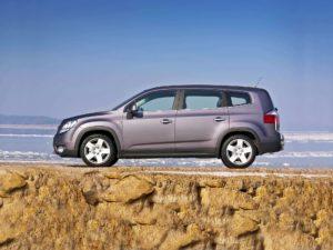 Chevrolet Orlando – cемиместный семейный компактвэн от Chevrolet