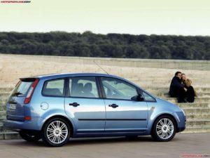 Ford Focus C-Max – фокус с минивэном.