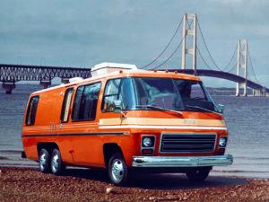 GMC MotorHome – Американская мечта о путешествиях.