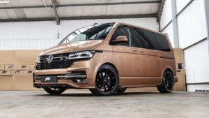 Volkswagen T6.1 – семейный минивэн т ABT Sportsline