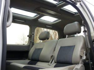 Nissan Largo недорогой и комфортный минивэн