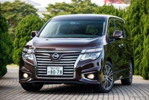 Весь модельный ряд минивэнов Nissan