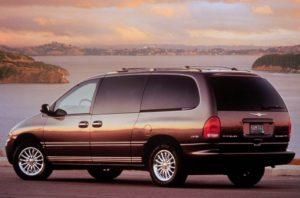 Chrysler Voyager – один из лучших минивэнов в классе.