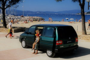 Citroen Evasion – комфортный предок европейских минивэнов 2000-х