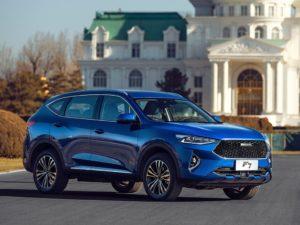 Китайские автомобили – самые продаваемые в 2020 году