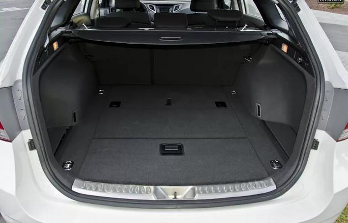 Hyundai i40 - стоящий универсал,  описание и технические характеристики