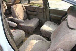 Nissan Presage – семейный минивен с полным приводом и поворотными сиденьями