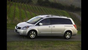 Nissan Quest – гигантский семейный минивэн от Nissan