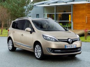 Renault Scenic III – простор и комфорт семейного минивэна