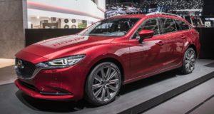 Mazda 6 Wagon-автомобиль не для РФ.