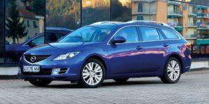 Mazda6 универсал – стильный семейный универсал