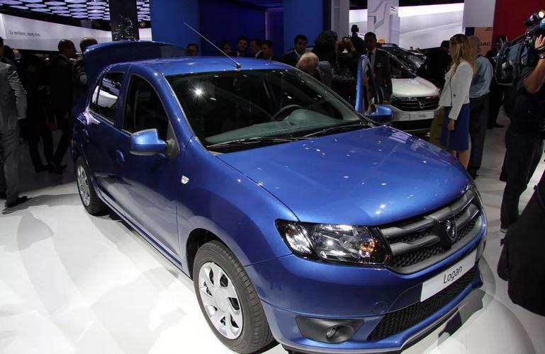 Renault Logan рестайлинг второе поколение, история модели
