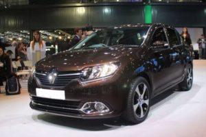 История развития Renault Logan