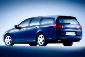 Honda Accord – удобный, и надёжный семейный автомобиль
