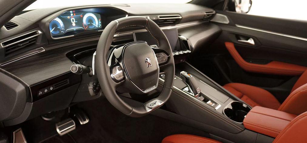 салон универсал Peugeot 508 SW
