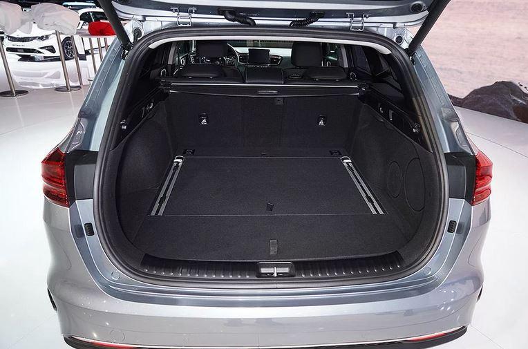 Sportswagon (SW) самый вместительный багажник