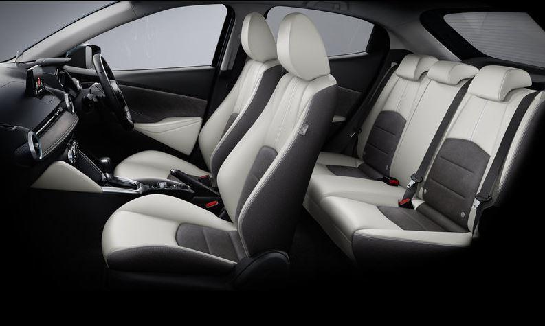 Mazda 2 в спецсерии White Comfort