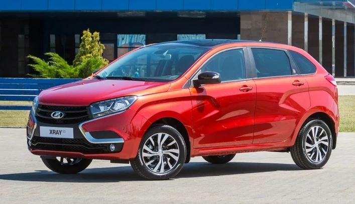 АвтоВАЗ запустил онлайн продажи Lada XRAY Instinct