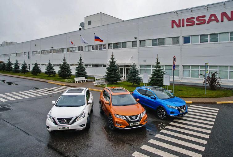 Завод Nissan уволит больше 20% сотрудников