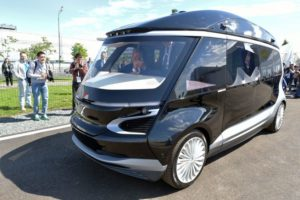 Запуск беспилотных авто 2020