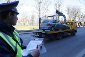 Могут ли эвакуировать авто из за отсутствия пропуска?