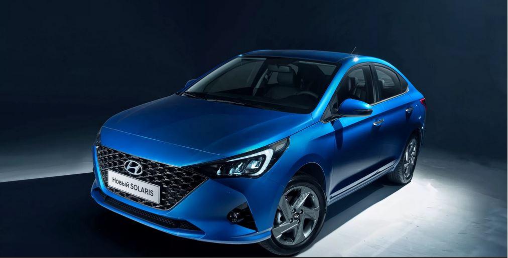 Спустя три года после выпуска второго поколения, в феврале 2020 года, прямо перед самым кризисом Hyundai провел рестайлинг Solaris.
