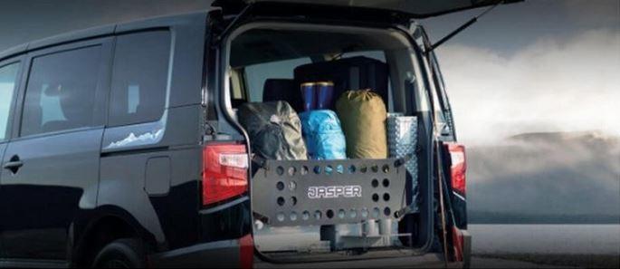 Mitsubishi Motors представила у себя на родине новую спецверсию Mitsubishi Delica D:5 Jasper. Автомобиль основан на восьмиместном минивэне в комплектации G. Он получил дополнительное оборудование для любителей отдыха на природе.