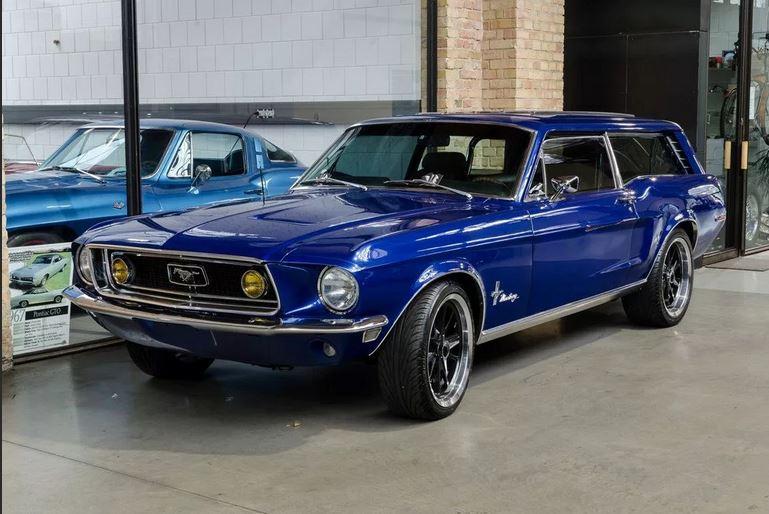 история универсала,Давайте поговорим про универсал: откуда кузов берет свое начало, какие имеет характеристики, как выглядит современный универсал и какие у него преимущества и недостатки. Трехдверный универсал  Ford  Mustang
