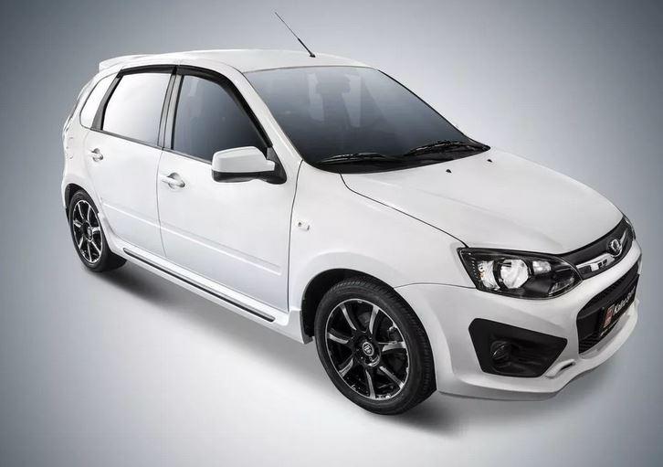 Второе поколение LADA Calina выпускалось только в кузове хэтчбэк (ВАЗ-2192) и универсал (ВАЗ-2194) и выпускалось не только в РФ но и в Казахстане.