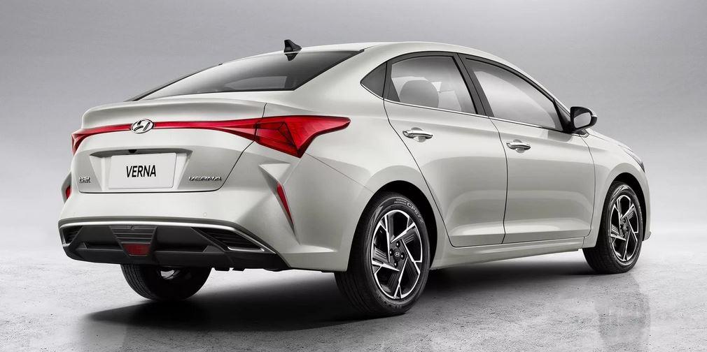 Рестайлинг второго поколения  Hyundai Solaris