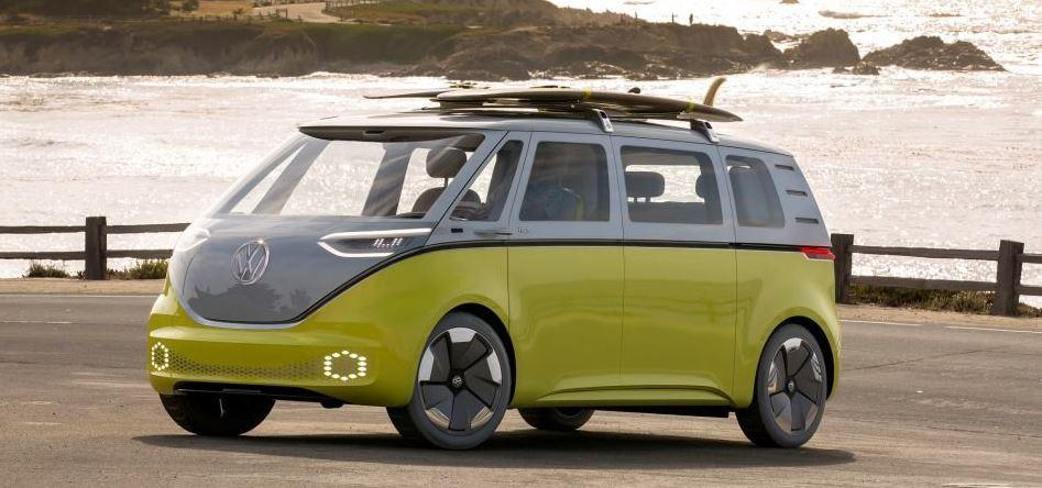 Электрический минивэн от Volkswagen