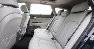 KIA Optima универсал – неожиданно семейный и универсальный автомобиль