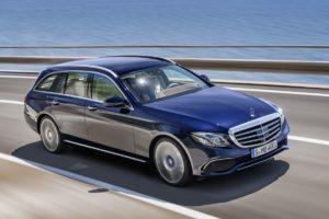 Mercedes-Benz E-Class универсал – шикарный семейный автомобиль