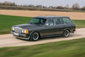Mercedes-Benz W123 – былая надёжность семейного автомобиля