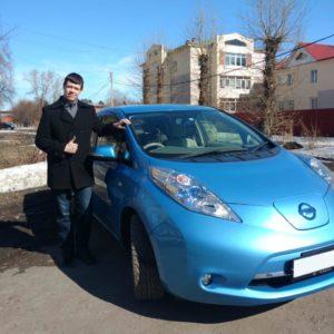 Nissan LEAF – реальный отзыв владельца
