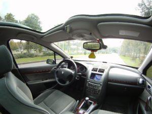 Peugeot 407 SW – отличный городской универсал
