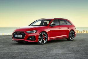 Audi A4 Avant – идеальный семейный городской автомобиль