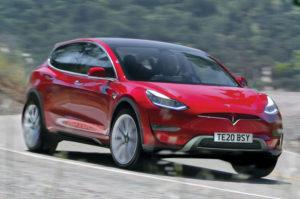 Tesla Model Y – новый семейный кроссовер от Tesla.