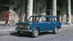 ВАЗ 2102 массовый семейный универсал СССР