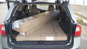 Volvo V70 – удобный шведский чемодан