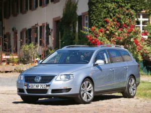 Volkswagen Passat B6 – лидер европейского рынка